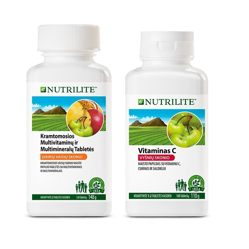 Shield Kit NUTRILITE™ (294854)